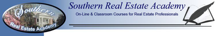 Southern Real Estate Academy Florida Real Estate Licensing Education